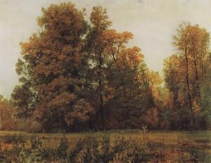 «Осень» И.Шишкина