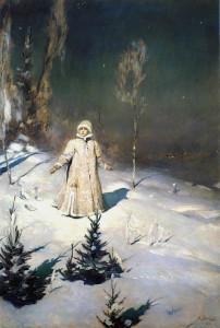 «Снегурочка» В.Васнецова