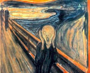 Картина Эдварда Мунка «Крик»
