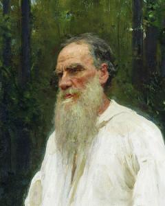 Лев Толстой в картинах русских художников