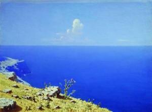 Море. Крым. Сочинение по картине Архипа Куинджи