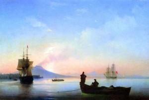Неаполитанский залив утром