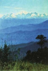Небесные горы. Сочинение по картине Верещагина