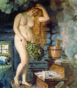 Русская Венера (Борис Кустодиев)