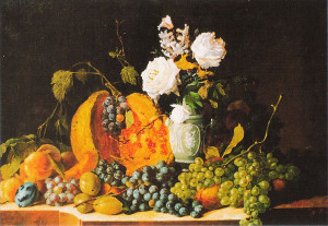 Сочинение по картине И.И.Козловского «Натюрморт»