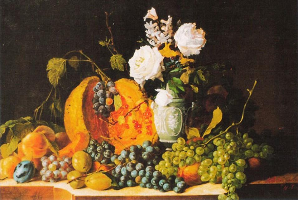 Сочинение по картине И. И. Козловского «Натюрморт»