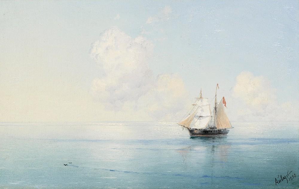Айвазовский Иван - Спокойное море