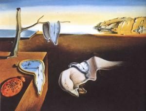 Сочинение по картине «Постоянство памяти Сальвадора Дали»