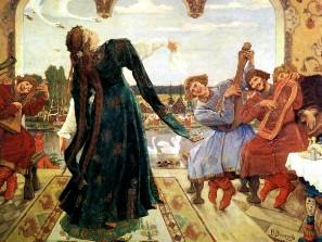 В.М. Васнецов «Царевна-лягушка»