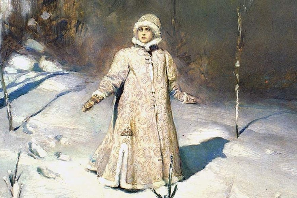 «Снегурочка» В. Васнецова