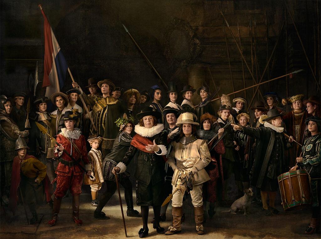 Рембрандта Ночной дозор, 1642