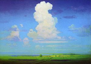 Архип Куинджи. Облако
