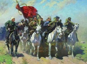 Греков М. -Трубачи Первой Конной