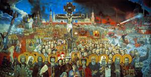 Илья Глазунов. Вечная Россия
