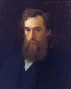 Иван Крамской. Портрет Павла Михайловича Третьякова