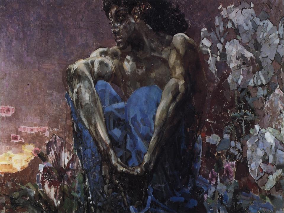 Врубель. Лермонтов. «Демон» - Поэзия и живопись.
