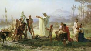 РЕЛИГИОЗНЫЙ ЖАНР ЖИВОПИСИ