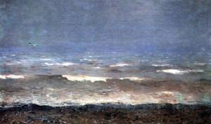 Сочинение по картине И.И. Левитана «Берег Средиземного моря»