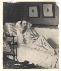 Сочинение по картине И.Н. Крамского «Некрасов в период «Последних песен»