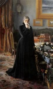 Сочинение по картине И.Н. Крамского «Неутешное горе»