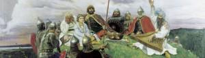 Сочинение по картине В.М. Васнецова «Баян»