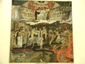 Сочинение по картине В.М. Васнецова «Страшный Суд»