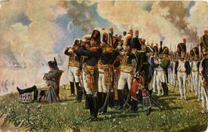 Сочинение по картине В.В. Верещагина «Наполеон на Бородинских высотах»