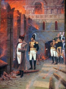 Сочинение по картине В.В. Верещагина «В Кремле - пожар!»
