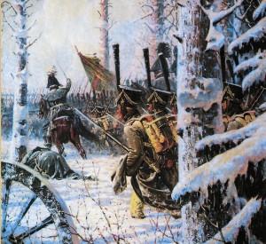 Сочинение по картине В.В. Верещагина «В штыки! Ура! Ура!»