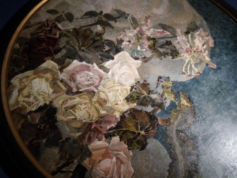 Михаил Врубель. Розы и лили