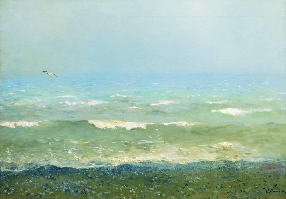 И. И. Левитана «Берег Средиземного моря»