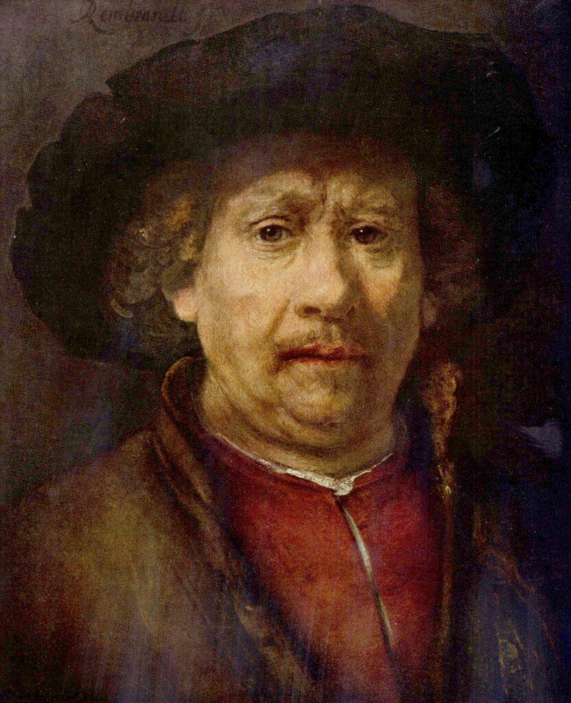 Харменс ван Рейн Рембрандт (1606-1669)