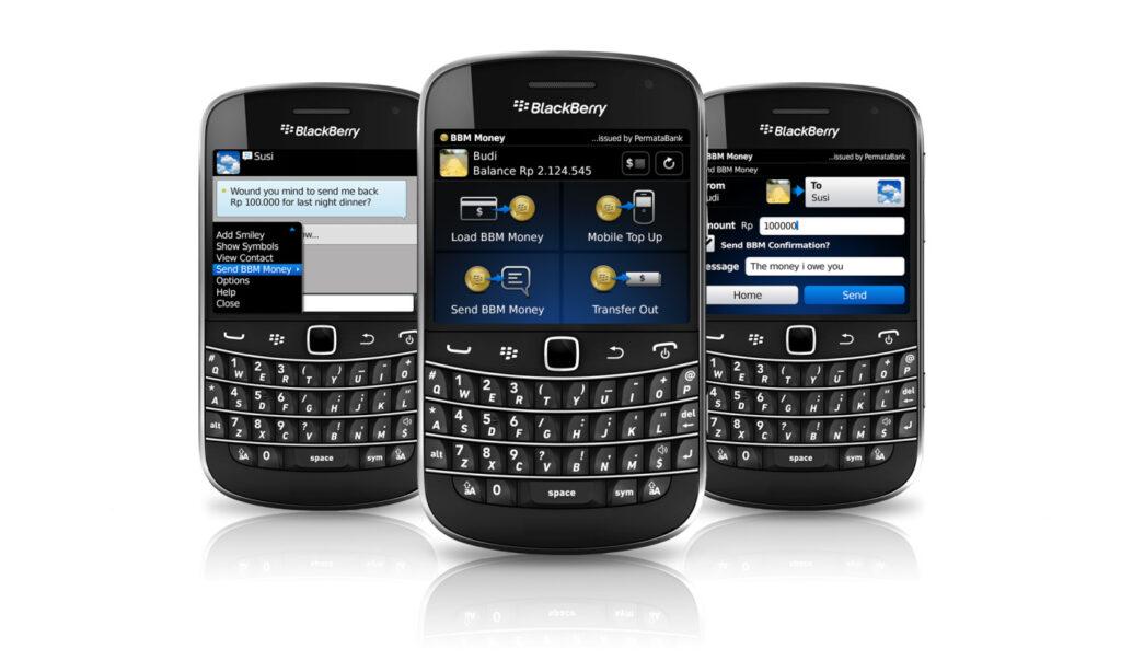 Гудбай Blackberry