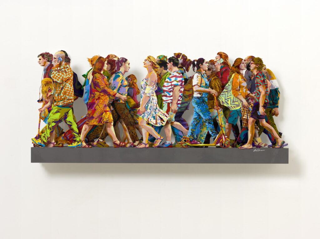 В Altmans Gallery открылась выставка Давида Герштейна