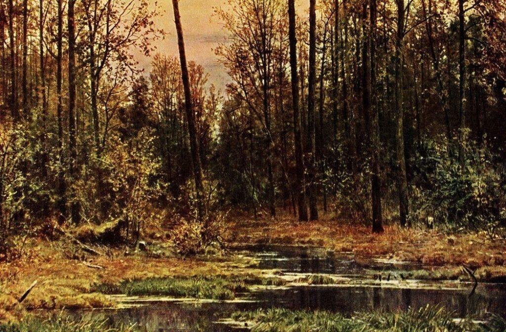 Иван Шишкин. Лес весной