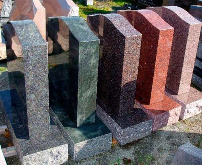 Особенности гранита для памятников