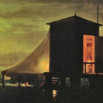 Сочинение по картине И. К. Айвазовского «Лунная ночь. Купальня в Феодосии»