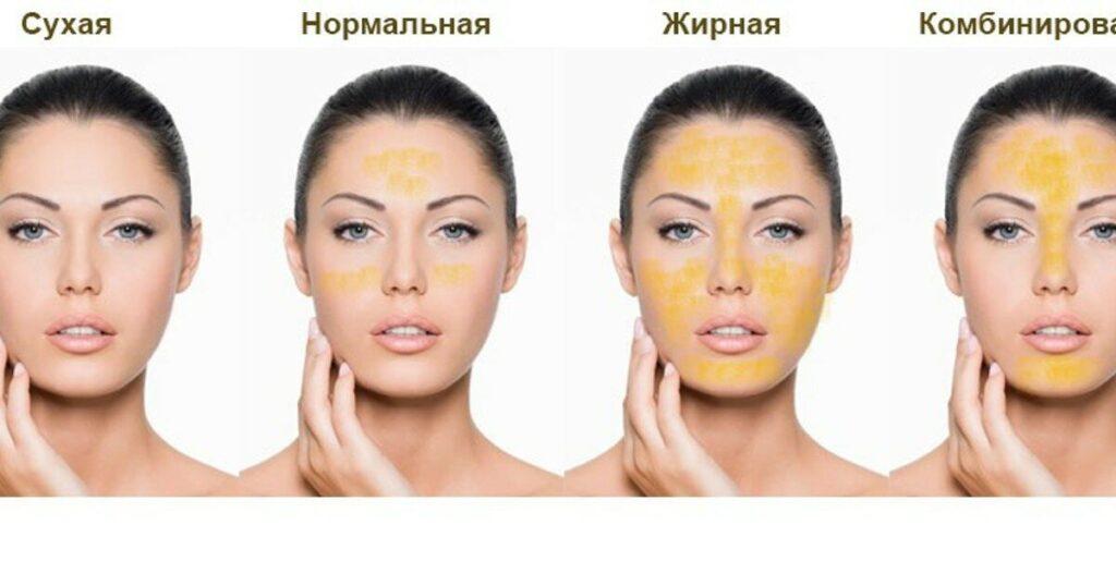 Как правильно определить тип кожи лица в домашних условиях?