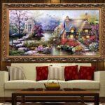 Как и где можно купить живопись для дома?