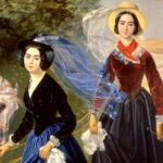 Сочинение по картине К. П. Брюллова «Портрет сестёр Шишмарёвых»