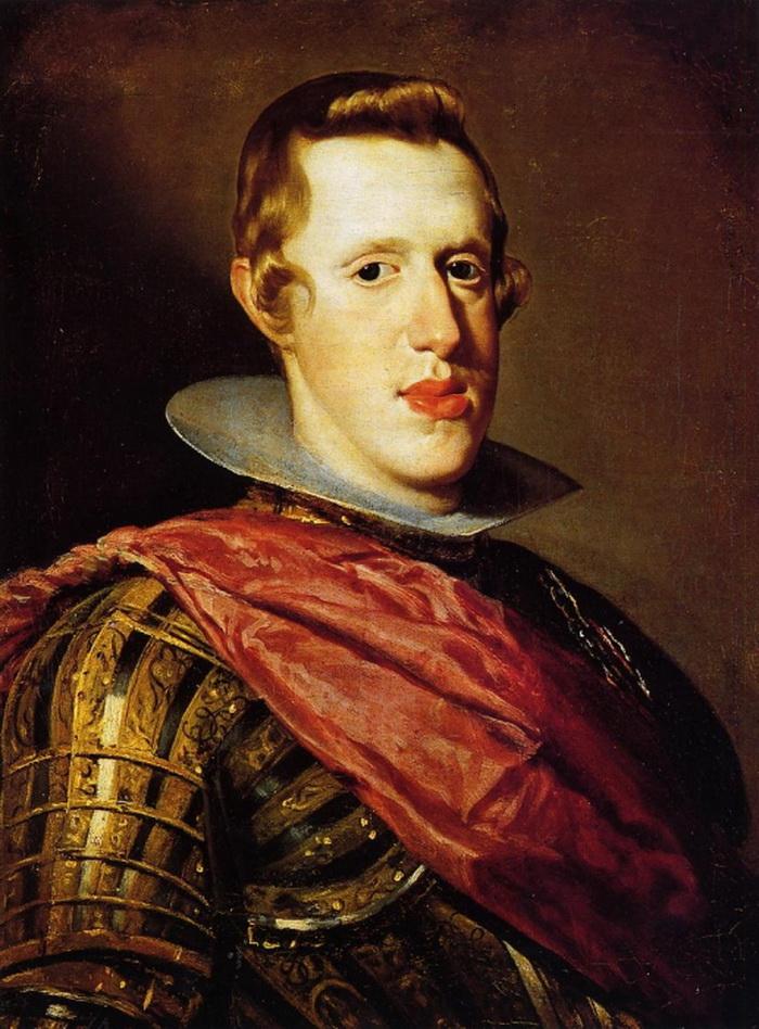 Портрет Филиппа IV