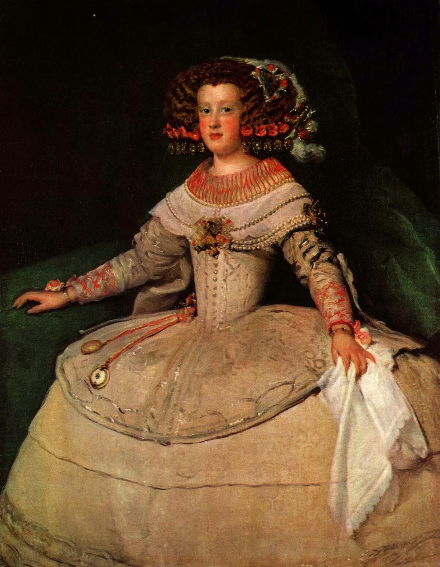 Портрет инфанты Марии Терезии
