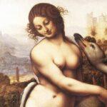 Леонардо да Винчи «Леда и Лебедь»