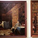 Сочинение по картине В. В. Верещагина «На этапе - дурные вести из Франции»