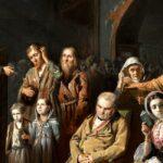 Сочинение по картине В. Г. Перова «Проповедь в селе»