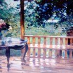 Сочинение по картине А. М. Герасимова «После дождя»