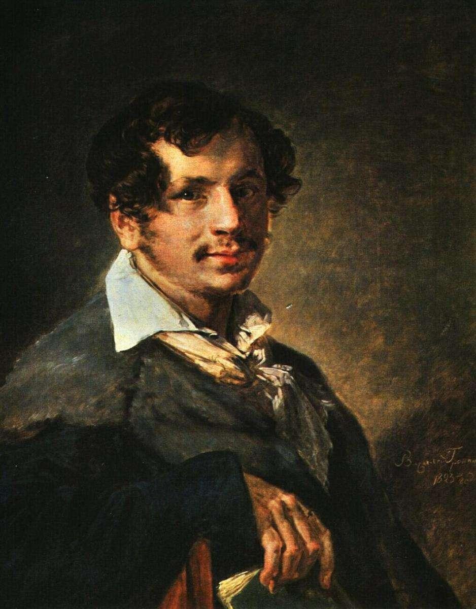 Картина «Портрет Булахова»