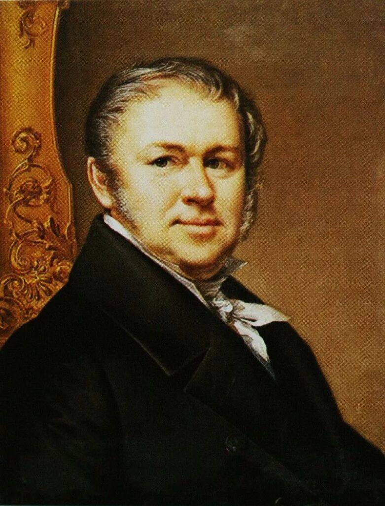 Русский художник Тропинин Василий Андреевич