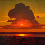 Архип Куинджи. Красный закат