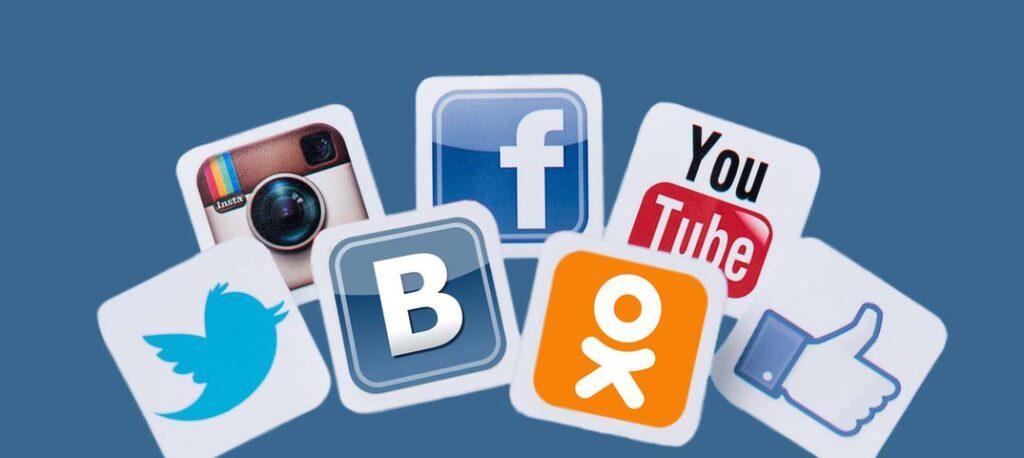 Лайки и подписчики в социальных сетях